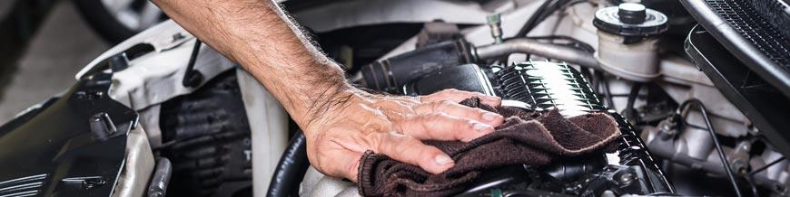 Υπηρεσίες καθαρισμού κινητήρα - Turbo - bardahl engine eco cleaning center